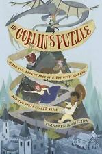 The Goblin's Puzzle: Being the Adventures of a Boy with No Name and Tw-ExLibrary