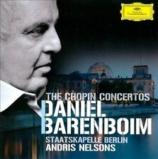 The Chopin Concertos, Daniel Barenboim, New