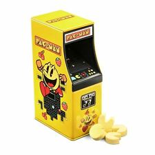 Official Pac-Man Candy in Arcade Gift Tin - 30 Strawberry Flavour Pac-Man Sweets