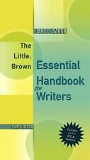 The Little, Brown Essentials (MLA Update), Fourth Edition