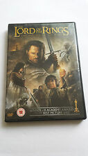 The Lord Of The Rings - The Return Of The King DVD, 2005, 2-Disc Set *DISC MINT*