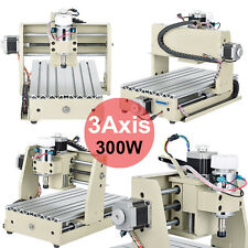 Desktop CNC 3020T Router Engraver , Milling Machine, Engraving Drilling Mach3 i