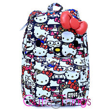Sanrio Hello Kitty School Backpack with 3D Bow and Ears All Star Loungefly