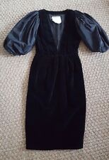 Yves Saint Laurent Dress Vintage Evening Dress Size 38