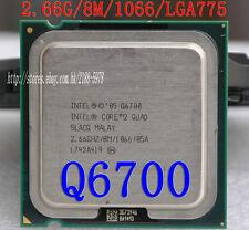 Intel Core 2 Quad Q6700 2.66 GHz Quad-Core Processor Socket 775 CPU