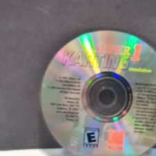 Super 1 Karting Simulation (PC, 2001) DISC ONLY #7286