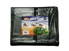 Pre Cut Pre Pack Garden Pond Liner PVC 0.5mm 7M x 8M