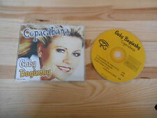 CD Schlager Gaby Baginsky - Copacabana (3 Song) MCD / DA RECORDS
