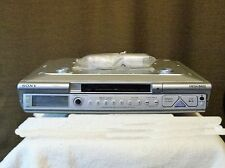 SONY ICF-CD543RM Mega Bass Under Cabinet  AM/FM/TV/Weatherband Radio CD Player