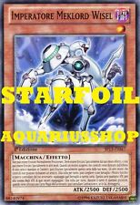 Yu-Gi-Oh! Imperatore Meklord Wisel STARFOIL SP13-IT047 Emperor Fortissimo Zexal