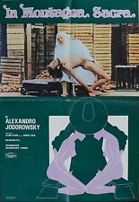 SOGGETTONE 1, LA MONTAGNA SACRA The Holy Mountain JODOROWSKY, POSTER AFFICHE - B