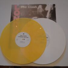 THE CLASH - LONDON CALLING - LTD. EDITION 2LP COLOR VINYL
