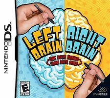 Left Brain Right Brain DS