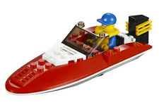 Lego City 4641 Speedboat (Retired set) No bag / box but comes with manual