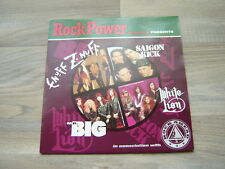WHITE LION 45metal7*EX+* hard ROCK POWER *PROMO* MR BIG SAIGON KICK ENUFF Z'NUFF