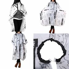 Hair Salon Cutting Barber Hairdressing Cape for Haircut Hairdresser Apron 49VC