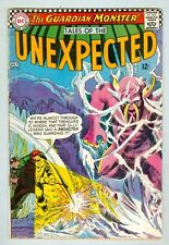 Tales of the Unexpected #101 June 1967 VG Man in the Liquid Mask