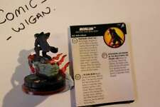 Heroclix superior enemigos del Hombre Araña #058 Morlun Clix FX base) Super Raro