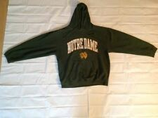 University Of Notre Dame Heisman Collection Men's Pull Over Hoodie Jacket Large