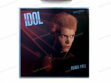 """Billy Idol - Rebel Yell (Extended Version) GER Maxi 12"""" 1985 //2"""