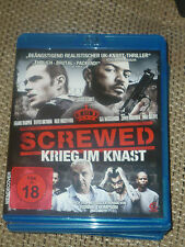 Screwed - Blu-ray