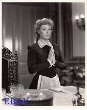 Greer Garson sexy maid VINTAGE Photo Valley Of Decision