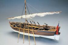 "Beautiful, brand new wooden model ship kit by Mantua Panart: the ""Lancia Armata"""