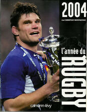 L'ANNÉE DU RUGBY - FRENCH RUGBY ANNUAL (no32) 2004