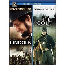 Gore Vidal's Lincoln/The Colt (DVD, 2009)