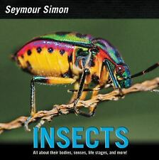 Insects by Seymour Simon (2016, Hardcover)