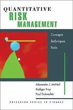 NEW: Princeton Series in Finance Ser.: Quantitative Risk Management -INTL ED