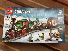 Lego 10254 - Winter Holiday Train (Free Lego 40085 - Valentine Bear)