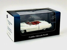 "wonderful modelcar  Cadillac Eldorado ""Parade Dwight D. Eisenhower"" 1953 - 1/43"