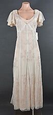 Titanic Dress Nataya SALE Pink Victorian Romantic Formal Lace Gown M-medium NWT