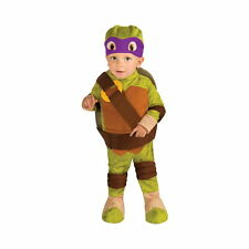 Toddler 2T/4T Teenage Mutant Ninja Turtles Costume TMNT Donatello Halloween New