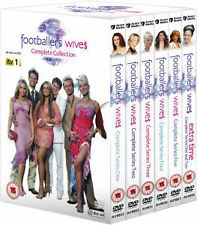 Footballers Wives - The Complete Collection - Dvd - Tv - New