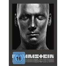 """RAMMSTEIN """"VIDEOS 1995-2012"""" 3 DVD DIGIPACK ENGEL DU HAST FEUER FREI UVM NEU"""