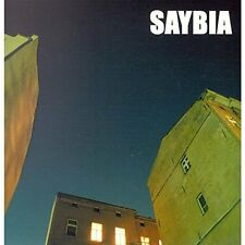 Saybia Second you sleep (2002) [CD]