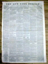 1859 newspaper New York City ST PATRICKS DAY PARADE described in great detail