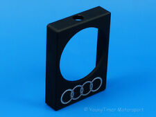 "Aluminium Gauge holder for Audi 80 90 20V S2 B3 B4 ABY ADU Quattro ""rings"""