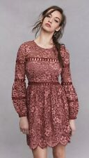 For Love and Lemons Theodora Bell Sleeve Dress S Retail: $261