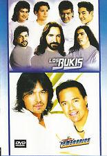 LOS BUKIS Y LOS TEMERARIOS MUSIC VIDEO DVD