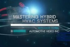 Mastering Hybrid HVAC Systems/ A/C Training / Auto Training / DVD / Manual / 228