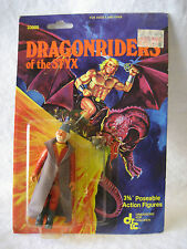 MOC vintage Dragonriders of the Styx the WIZARD action figure DFC Multi-Toys !!!