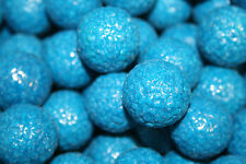 GUMBALLS BLUE RASPBERRY BUBBLE GUM 25mm or 1 inch (57 count), 1LB