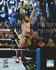 WWE Wrestling OFFICIAL LICENSED PHOTO FILE PROMO 8x10 Daniel Bryan YES YES Belt