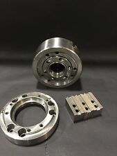"""7"""" Tanfou Chuck TF3X-06 with Adapter and Jaws NEW"""