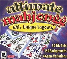 Windows NT - Ultimate Mahjongg (Jewel Case) - PC  - Free Shipping