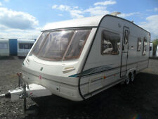 Abbey Spectrum 535 2003 Twin Axle Fixed Island Bed 4 Berth