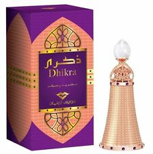 DHIKRA BY SWISS ARABIAN FRUITY FLORAL PEPPERY AMBERY PERFUME OIL/ATTAR/ITAR 15ML